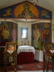 Το Ιερό του Ιερού Ναού του Μετοχίου
