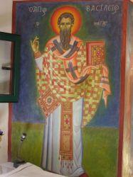 Ο Άγιος Βασίλειος ο Μέγας