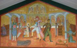 Το μαρτύριο της Αγίας Φιλοθέης