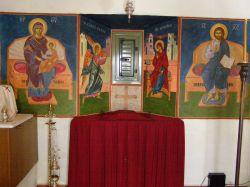 Παρεκκλήσιο Αγίου Λουκά και Αγίου Νεκταρίου